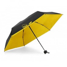 Мини Зонт UTM Umbrella Yellow