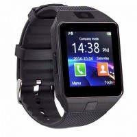 Смарт-часы Smart Watch DZ09 Original Black